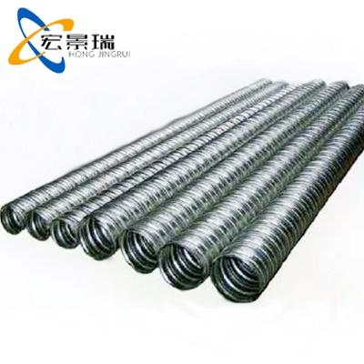 上海桥梁用金属波纹管