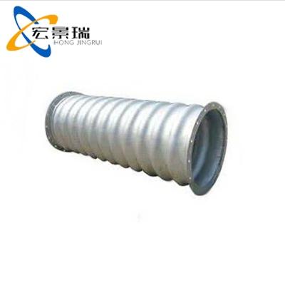 上海椭形波纹涵管
